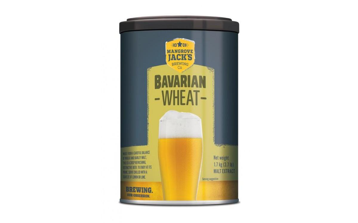 Mangrove Jacks International Series Bavarian Wheat Review